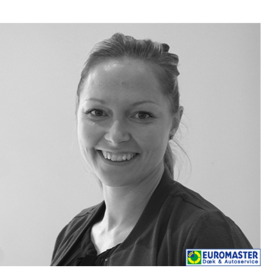 Marianne Lykkebo - Key account manager hos Euromaster Danmark A/S.